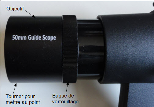 Orion Mini Guide Réglages 0
