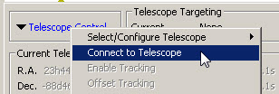 SkyTools Telescope Control Connect